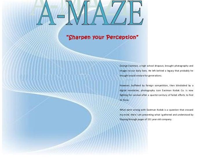 A Maze 12