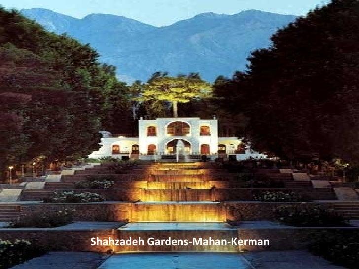 Shahzadeh Gardens-Mahan-Kerman