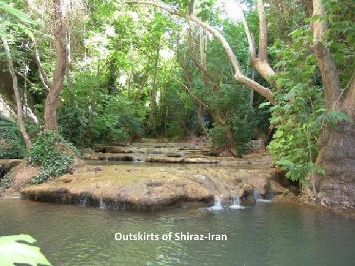 Outskirts of Shiraz-Iran
