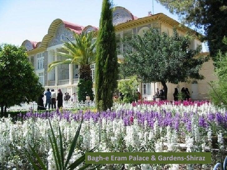 Bagh-e Eram Palace & Gardens-Shiraz