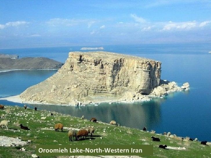 Oroomieh Lake-North-Western Iran