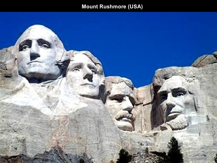 Mount Rushmore (USA)