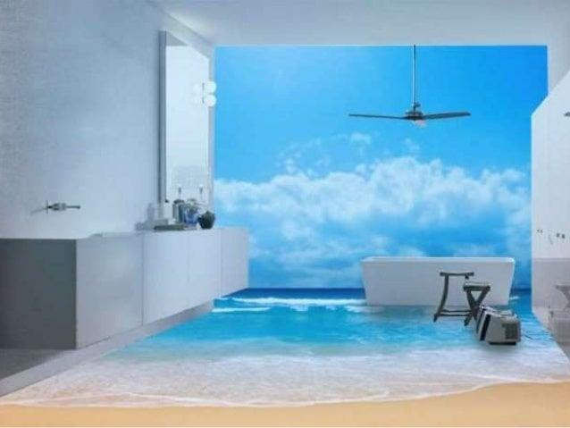Amazing 3d Floors How To Turn Your Bathroom Into An Ocean