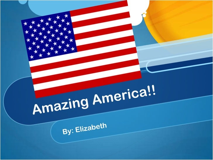 Facts about America    Population is 293,500,000 people  Currency is U.S Dollars {USD}  Main Industries are Oil, motor  ve...