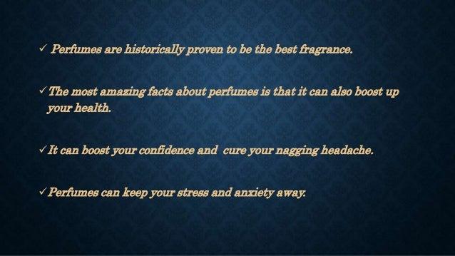 amazing benefits of using perfumes