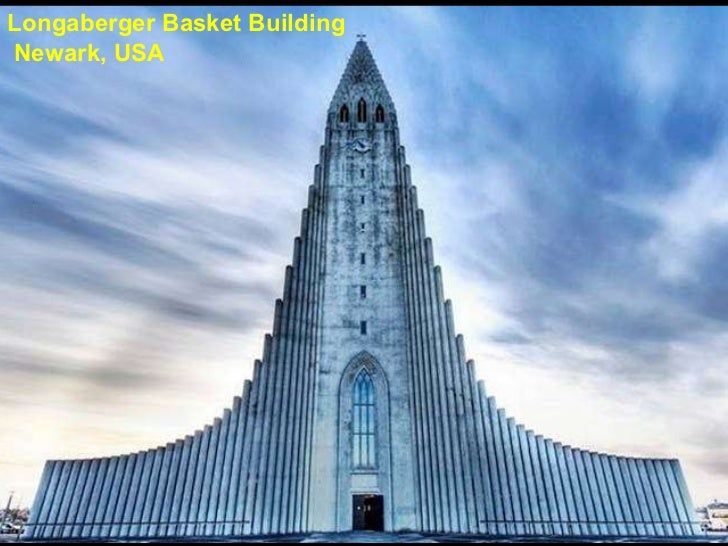 Amazing Buildings In The World