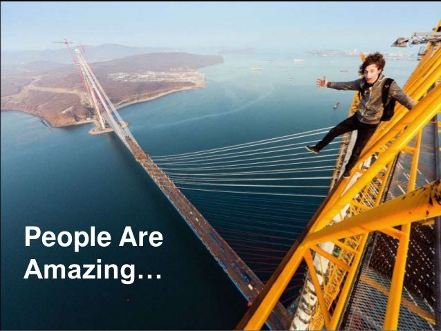 People AreAmazing…
