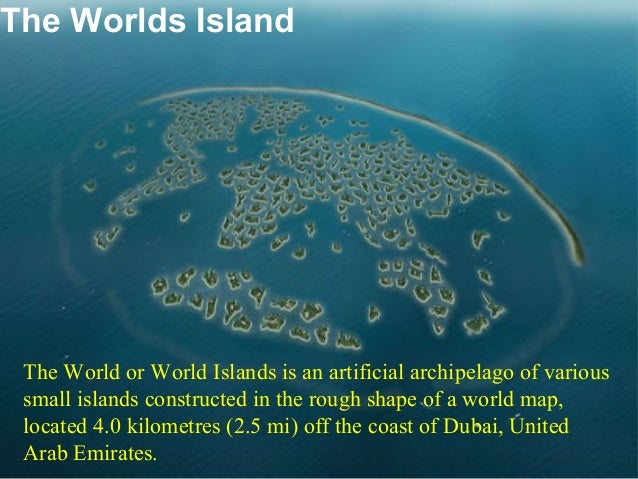 Amazing dubai experience you ever had 4 the worlds island gumiabroncs Gallery