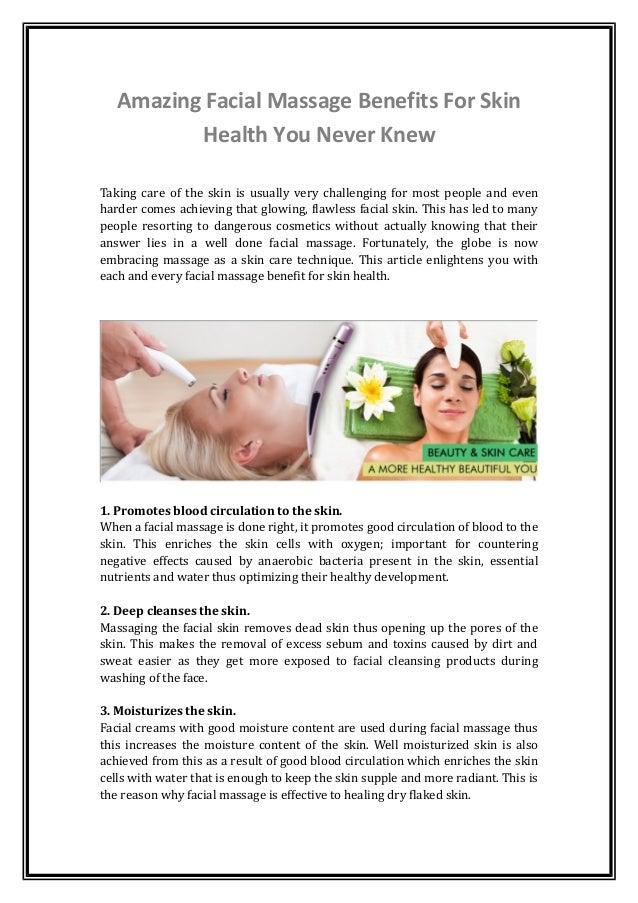 Benefits Of Facial Massage 45