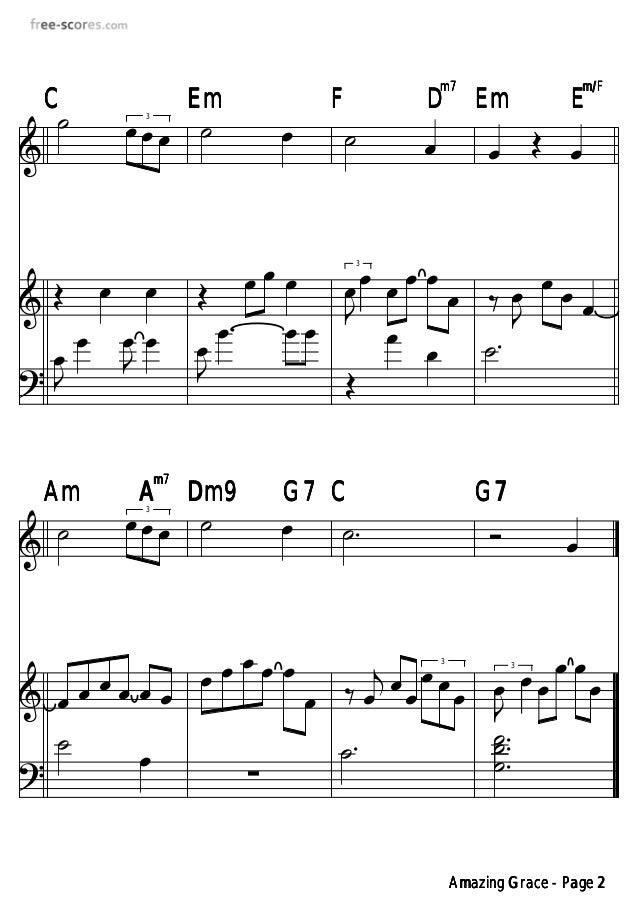 Amazing grace arr bernard dewagtere (harmonica and piano)