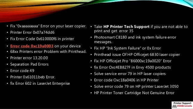 Amazing HP Printer Customer Support Number 844 444-4174