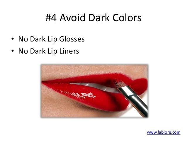 Makeup Tips Small Lips