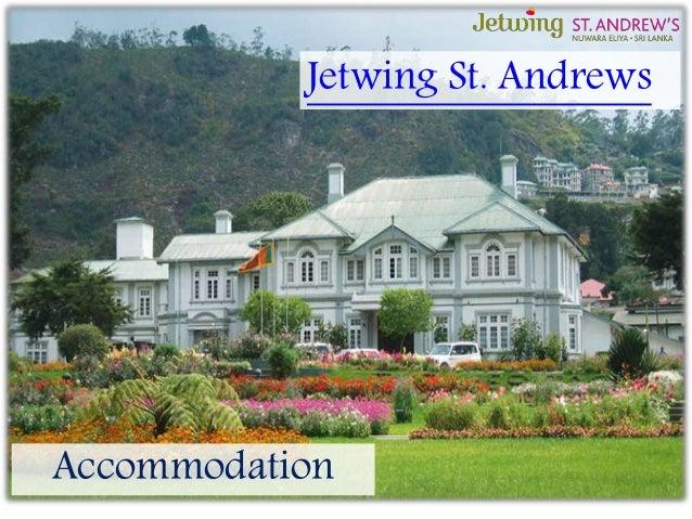 St Andrews Hotel Sri Lanka