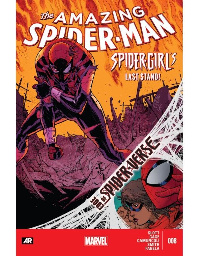 Amazing Spider Man #8