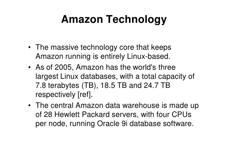 Amazonda Slide 3