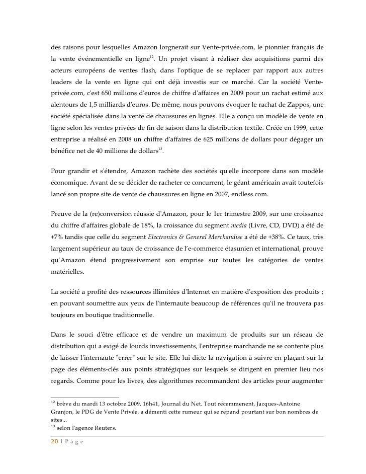 des raisons pour lesquelles Amazon lorgnerait sur Vente-privée.com, le pionnier français dela vente événementielle en lign...