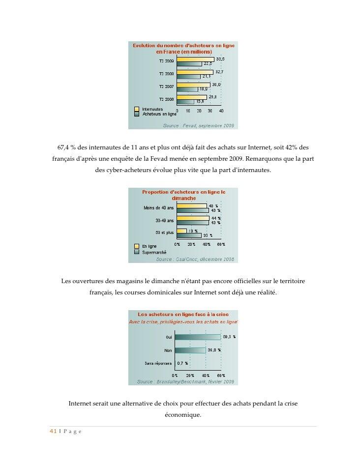 67,4 % des internautes de 11 ans et plus ont déjà fait des achats sur Internet, soit 42% desfrançais daprès une enquête de...
