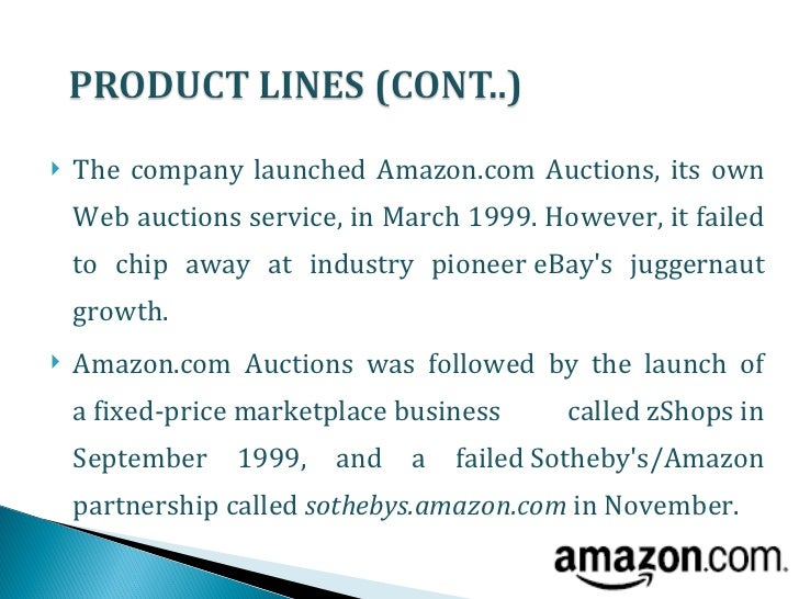 Does Amazon.com offer an auction service?