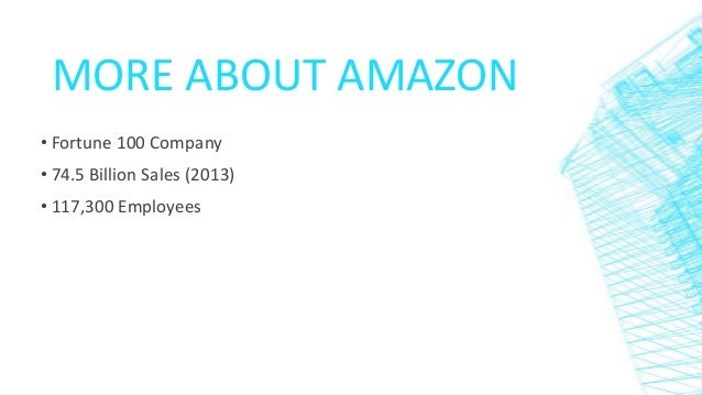 company profile amazon What is amazon's revenue or market share discover all company facts, statistics and data about amazon now on statistacom.