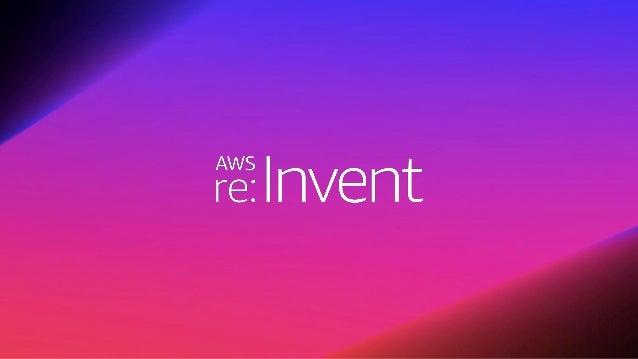Amazon Athena: What's New and How SendGrid Innovates (ANT324) - AWS r…