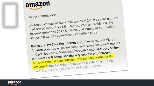 Amazon Culture of Innovation Slide 3