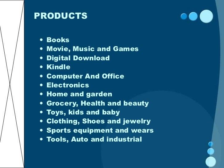 Amazon Distribution Channel