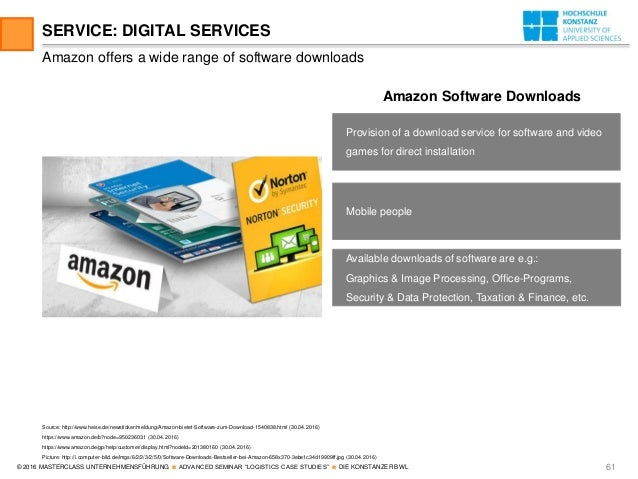 amazon case analysis Big data technology, analysis and case study big data farm deploy cloudfoundry on amazon ec2 posted on 03/23/2013 by tekkie posted in cloud.