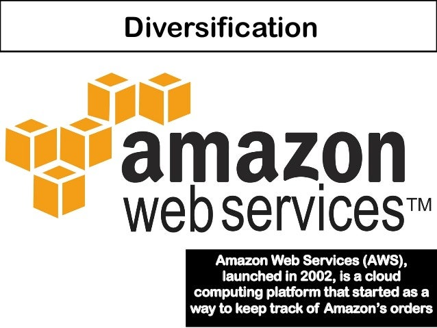 diversification at amazon This is a timeline of amazoncom, american electronic commerce and cloud computing company with headquarters in seattle, washington.
