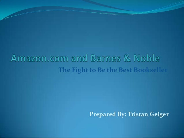 barnes noble vs amazon com fought Mein kampf (german: [maɪ̯n kampf],  since the january 2016 republication of the book in germany, the book can be ordered at amazon's german website.