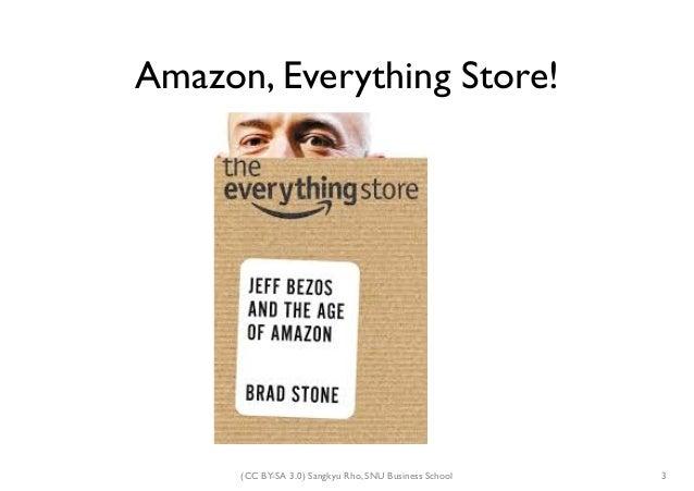 아마존에서 배우는 시장의 미래 (Learning Future of Markets from Amazon) Slide 3