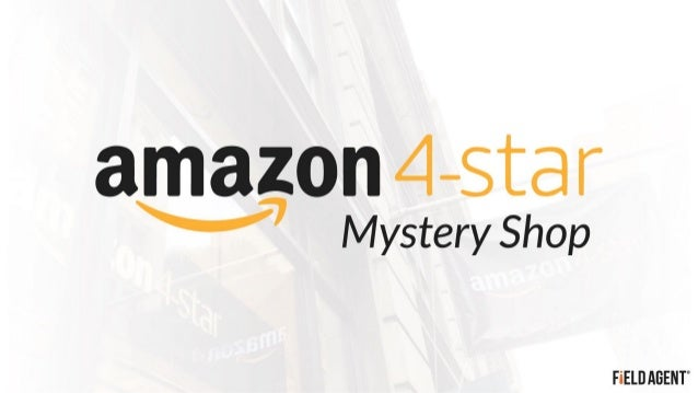 2 Retail-auditing and insights firm Field Agent dispatched 15 agents to Amazon 4-Star on the weekend of its grand opening,...