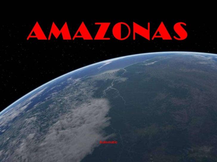 AMAZONAS Automatic
