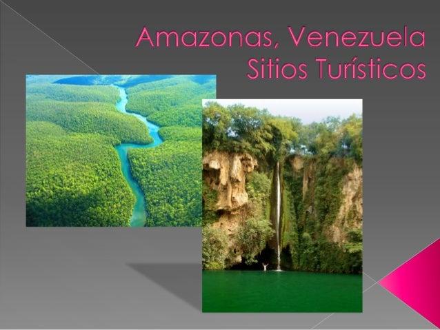  Museo Etnológico  Río Orinoco  de Puerto  Ayacucho Parque Nacional  Cerro Autana Parque Nacional  Piedra El Cocuy Pa...