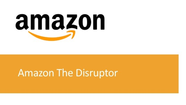 Amazon The Disruptor