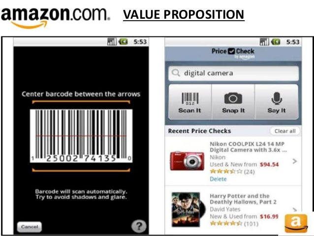 Amazon business model value proposition 17 fandeluxe Gallery