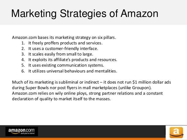 of 64of 53 Marketing Plan (2/2) Offline marketing Amazon's offline spent is very less (below $10 dollar. Amazon.com's stra...