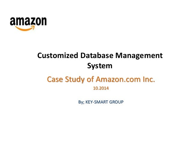 Amazon.com: case study analysis