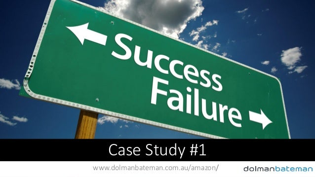 amazon case study 1 Amazoncom: case study analysis  1-16 of over 1,000 results for case study analysis the case study handbook, revised edition: a student's guide sep 18, 2018.