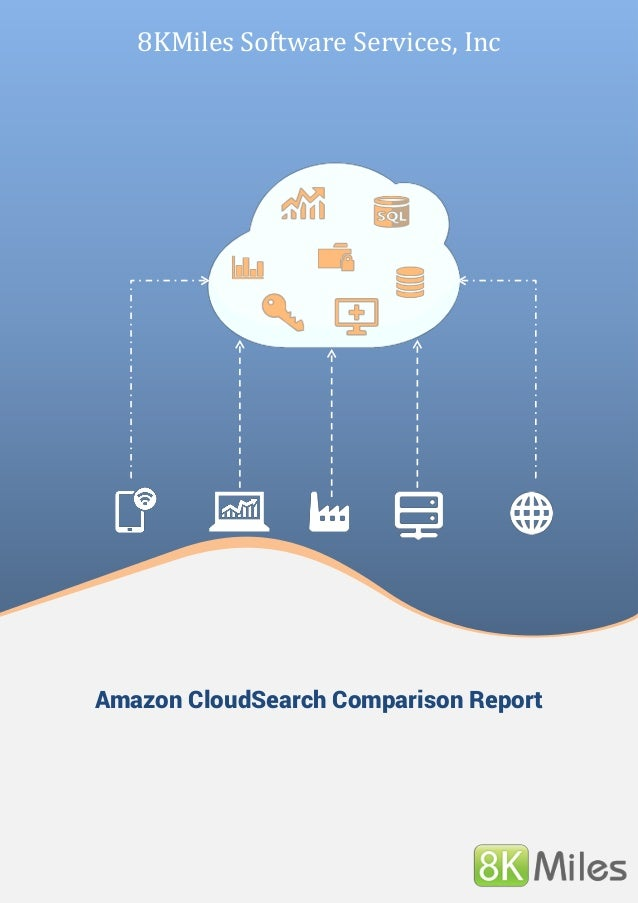 8KMiles Software Services, Inc Amazon CloudSearch Comparison Report