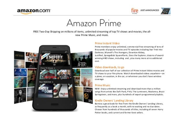 Introducing Amazon fire PHONE