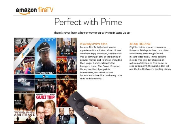 Introducing Amazon Fire TV