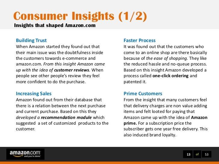 Amazon Case Study Example | Topics and Well Written Essays ...