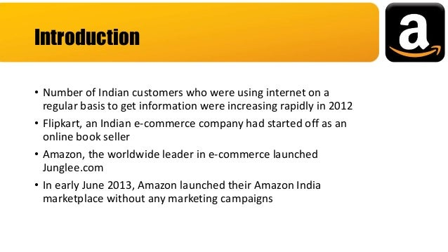amazon com's european distribution strategy Amazon strategy europe situation overview in 2003, amazon europe was faced with the challenge of restructuring it's distribution network in order to meet growth demands.