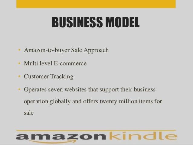 Amazon Kindle  Slide 3