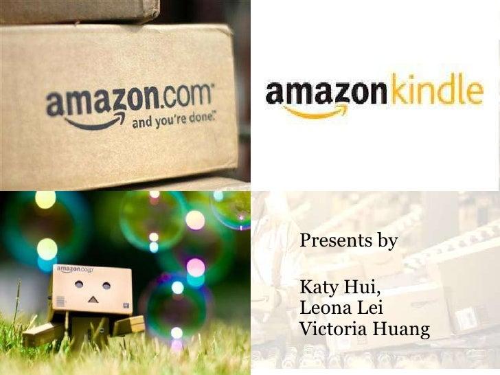 Presents byKaty Hui,Leona LeiVictoria Huang