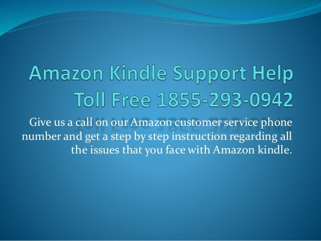 amazon free phone number customer service