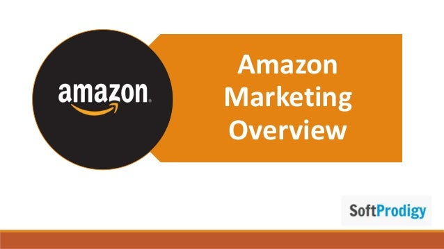 Amazon Marketing Overview