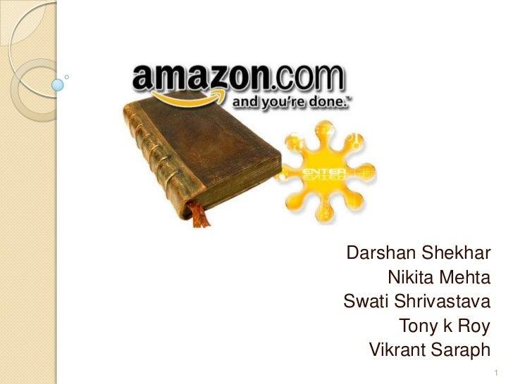 Darshan Shekhar     Nikita MehtaSwati Shrivastava      Tony k Roy  Vikrant Saraph                    1