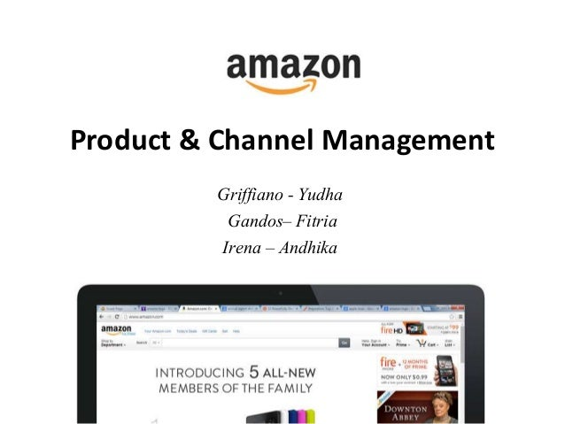 Case study on amazon - SlideShare