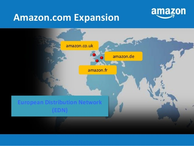 amazon distribution channel case study